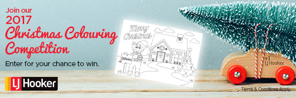 2017 Christmas Colouring Competition