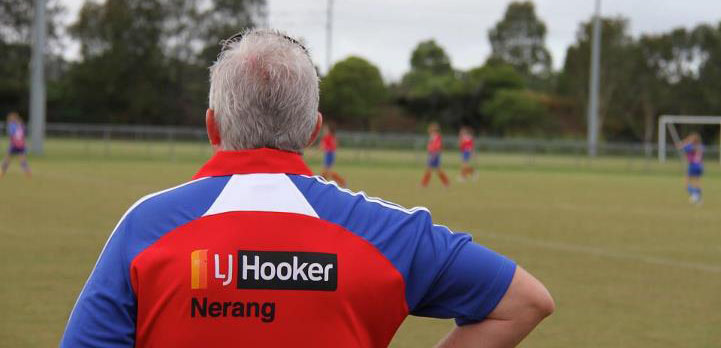 Nerang Eagles Soccer Club Sponsorship
