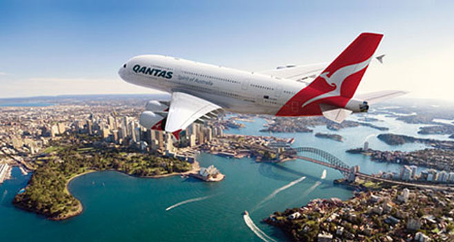 Earn Qantas Frequent Flyer Points